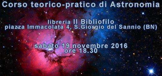 corso astronomia - G.A.B.