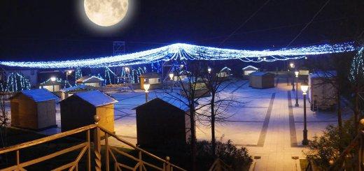 il GAB al Mercatino di Natale in Pietrelcina