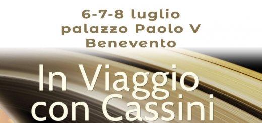 in viaggio con cassini - GAB - Palazzo Paolo V Benevento